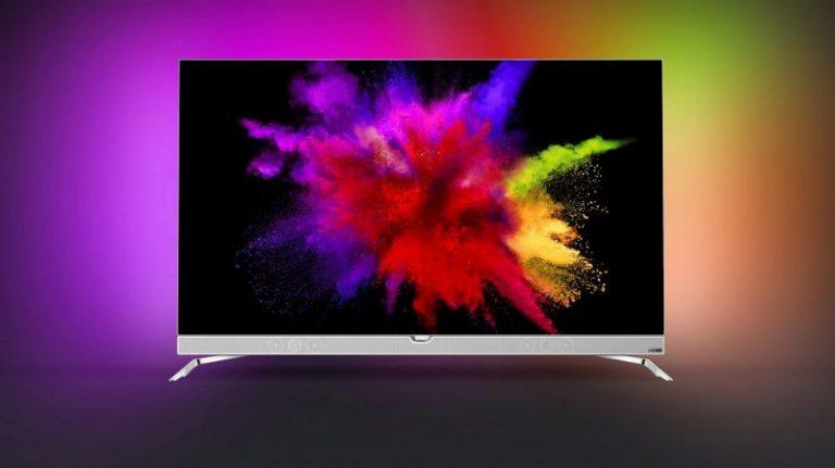 OLED televize Phillips s technologií Ambilight
