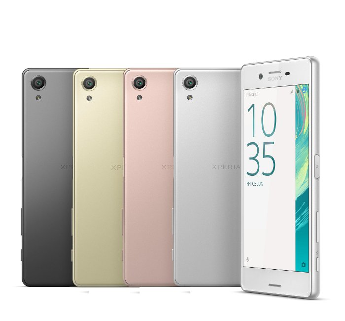 Smarphone Sony Xperia XZ
