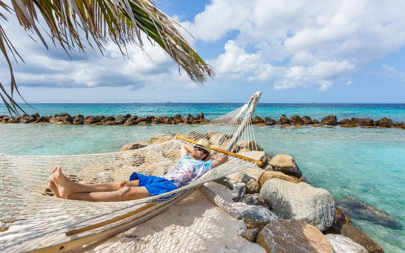 Odpočinek během dovolené