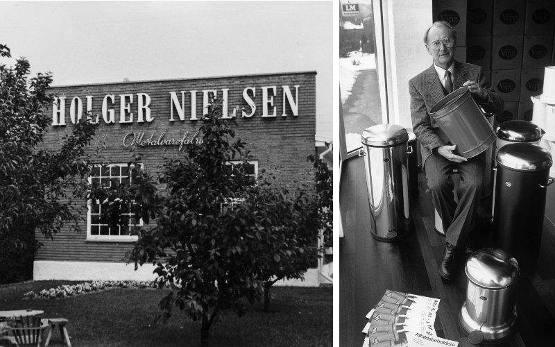 Holger Nielsen a jeho továrna