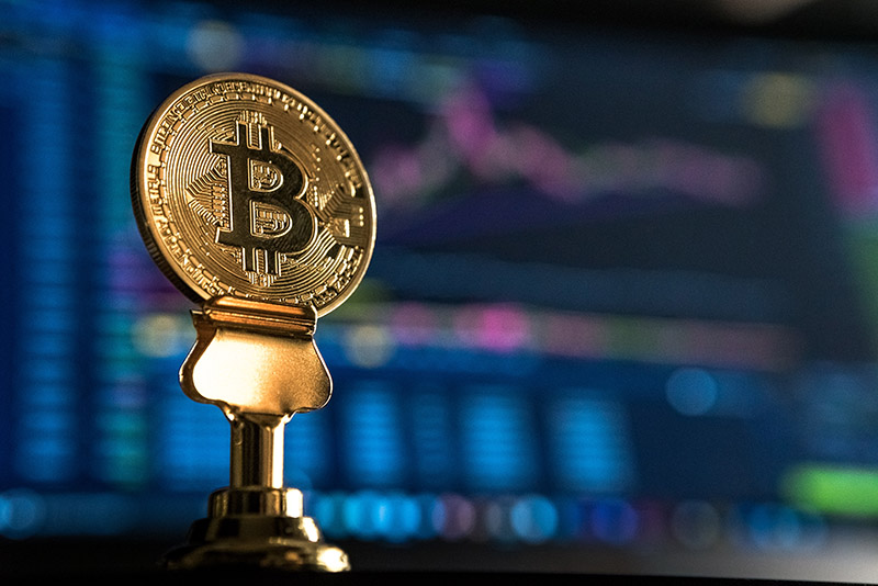 Bitcoine je první kryptoměna vůbec.