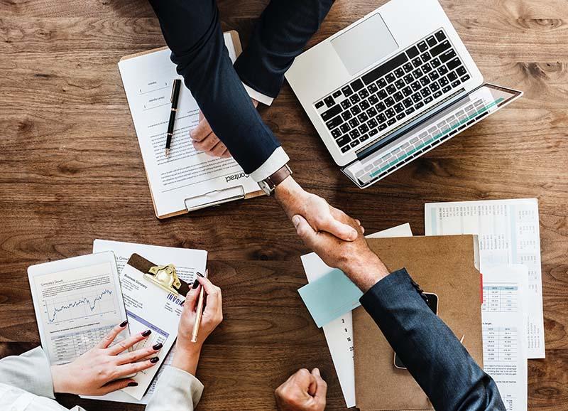 Správný první dojem vede k úspěchům v podnikání.