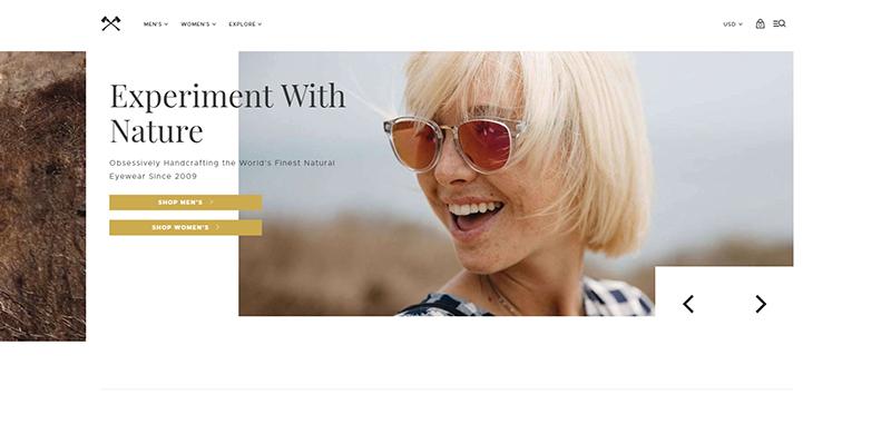 Nejlepší volbou pro váš web je minimalismus a jednoduchost.