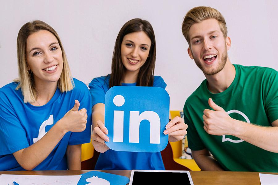 Linkedin socialni site